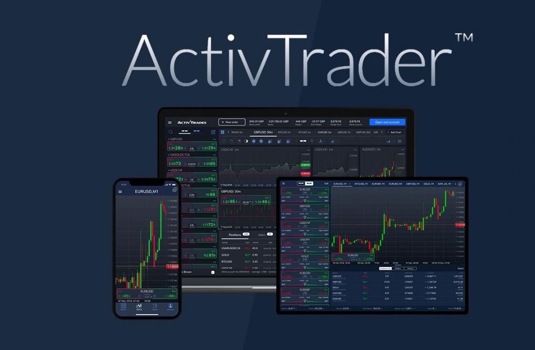 Avis ActivTrades : test et avis de ce broker !