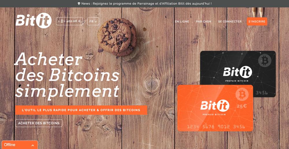 Bitit broker, spécialiste de la crypto monnaie ? Notre avis